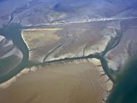 Bild 3 von Aktuelle Luftbilder vom Juister Watt und dem Hafen
