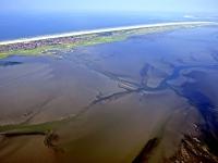 Bild 8 von Aktuelle Luftbilder vom Juister Watt und dem Hafen