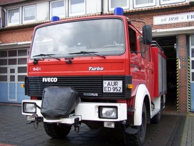 Bild 0 von Für das nächste Jahr muss ein neues Feuerwehrfahrzeug her