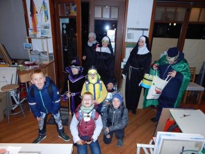 Bild 0 von Kleine Sänger zogen von Haus zu Haus