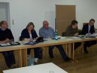 Bild 3 von Meint Habbinga und Gerhard Jacobs vertreten den Bürgermeister
