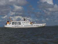 Bild 0 von Ältestes Fährschiff der Norden-Frisia wird nun abgewrackt