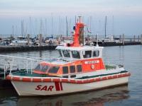 Bild 0 von Juister Seenotretter erhalten neues Seenotrettungsboot