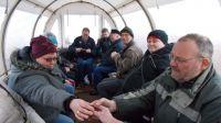 Bild 0 von Grünkohltour war diesmal mit mehr als dreißig Personen unterwegs