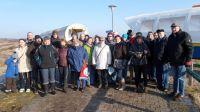 Bild 9 von Grünkohltour war diesmal mit mehr als dreißig Personen unterwegs