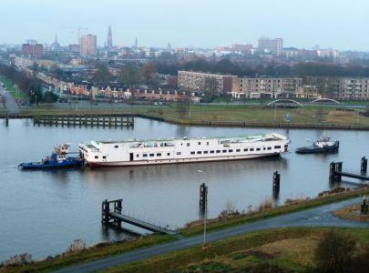 """Bild 0 von """"Frisia V"""" endet nun in den Niederlanden"""
