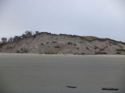 Bild 0 von Dünenabbrüche an der Westspitze