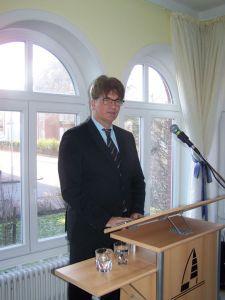 Bild 0 von Dr. Tjark Goerges bleibt zwei Amtperioden Juister Bürgermeister