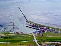 Bild 4 von Ein neuer Priel könnte Verbesserungen im Hafenschlauch bewirken