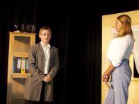Bild 2 von Theater AG der Inselschule brachte Dreiakter auf die Bühne
