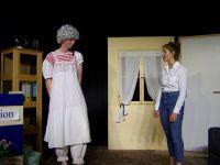 Bild 3 von Theater AG der Inselschule brachte Dreiakter auf die Bühne