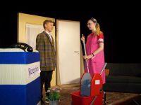 Bild 5 von Theater AG der Inselschule brachte Dreiakter auf die Bühne