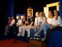 Bild 9 von Theater AG der Inselschule brachte Dreiakter auf die Bühne
