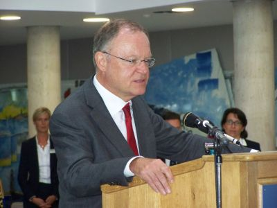 Bild 0 von Ministerpräsident Stephan Weil brach Lanze für Niedersachsens Inseln