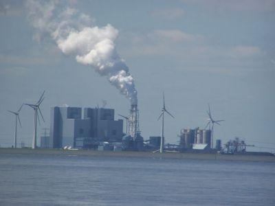 Bild 0 von BUND: Eemshaven wird zum Abgasrohr der Niederlande