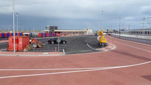 Bild 0 von Straßenumlegung auf Norddeicher Mole ist bald fertig