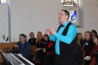 Bild 4 von Gemeinsames Gospelkonzert erstmalig mit Bläserunterstützung