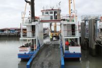 Bild 5 von Erste Baggeraktion machte Hafen für Saisonbeginn fit