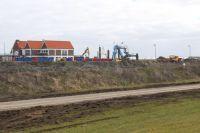 Bild 7 von Erste Baggeraktion machte Hafen für Saisonbeginn fit