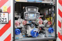 Bild 7 von Juister Feuerwehr nahm in neues Zugpferd in Betrieb