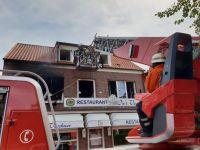 Bild 4 von Statt Papierkorb brannte die ganze Wohnung