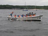 Bild 1 von Juister Inselschüler rudern auf Kieler Woche