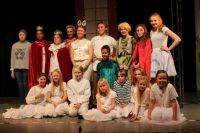 Bild 0 von Nelia Nusch setzte Rapunzel mit Juister Kindern wirkungsvoll in Szene