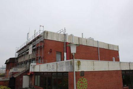 Bild 0 von Dachumrandung vom HdK ist jetzt nichtöffentlich