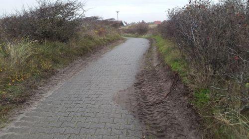 Bild 0 von Bauausschuss sieht Umwidmung vom Wanderweg im Loog kritisch