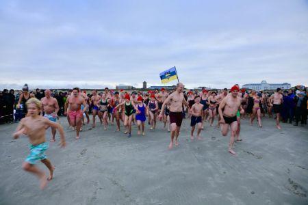 Bild 0 von Juist plant zum zweiten Mal das Neujahrsschwimmen