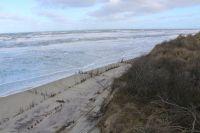 Bild 8 von Dünenabbrüche und Strandmüll bewegen die Inseln