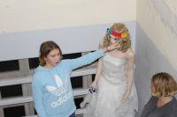 Bild 1 von Große Kreativität bei Nachwuchskünstlerinnen an der Inselschule