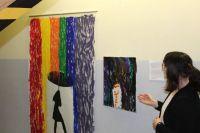 Bild 4 von Große Kreativität bei Nachwuchskünstlerinnen an der Inselschule