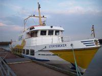 """Bild 0 von Borkum erhält ein Ersatzschiff für die """"Wappen von Borkum"""""""