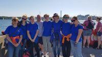Bild 0 von Inselschule Juist beim Kutterregatta der Kieler Woche 2019