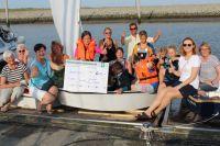 Bild 0 von Spende von CDU-Frauenunion für Jugendseglertreffen vom SKJ