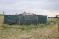 Bild 4 von Bauschild kündigt den Bau der Rettungswache an