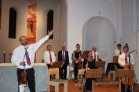 Bild 0 von Ungarisches Kurorchester spielte für die Juist-Stiftung
