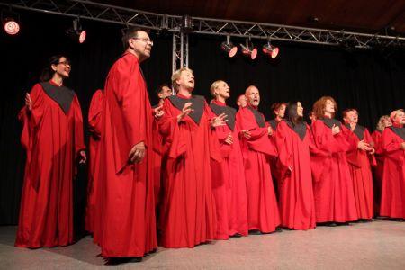 Bild 0 von Kurzweiliger und beeindruckender Abend der Gospelmusik auf Juist