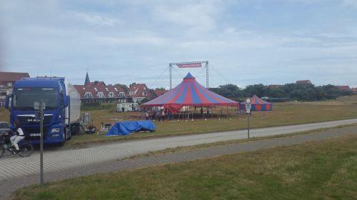"""Bild 0 von Zirkus """"Dobbelino"""" soll die nächsten drei Sommer wieder hier auftreten"""