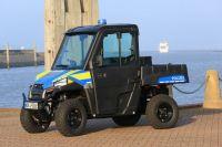 Bild 0 von Juister Polizei mit Elektro-Quad im Einsatz