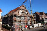 Bild 0 von Bau von Ferienwohnungen und –häusern auf Juist im vollen Gange