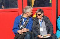 Bild 7 von Feuerwehren unterhielten wieder beim IUS-Mittagessen