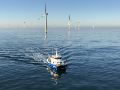 Bild 0 von Norden-Frisia setzt erfolgreiche Offshore-Partnerschaft mit der EWE fort