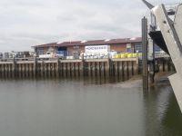 Bild 1 von Bauausschuss beriet über Liegeplatz für Frisia-Wassertaxis