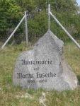 Bild 2 von Erinnerungsgrabstätte am Dünenfriedhof wurde fertig gestellt