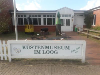 Bild 0 von Das Küstenmuseum im Loog ist ab Montag wieder geöffnet