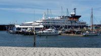 Bild 8 von Partyschiffe, Oldtimer und Museumsschlepper im Inselfährdienst
