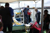 Bild 5 von Frisia-Inselexpress nahm seinen Fährdienst nach Juist auf