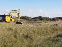 Bild 1 von Kräutertal erleidet großen Schaden durch Küstenschutzmaßnahme